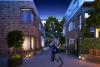 Urban-Gardens-Außenvisualisierung-Abendansicht